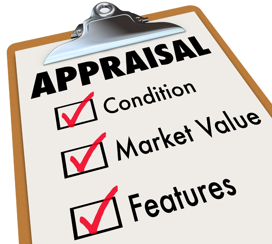 What to Expect with the Appraisal Process