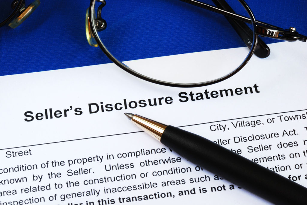 What is a Seller's Disclosure Statement?